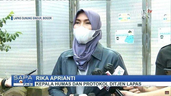 UPDATE Kebakaran di Lapas Tangerang, Korban Meninggal Bertambah, Kini Jadi 46 Orang