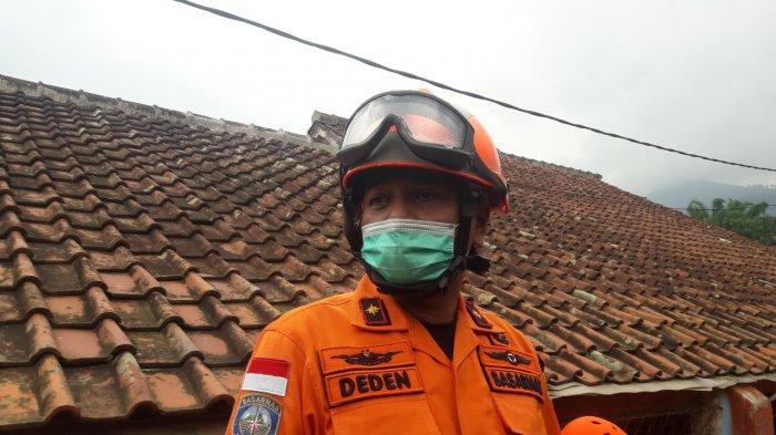 Kepala Kantor SAR Bandung, Deden Ridwansyah