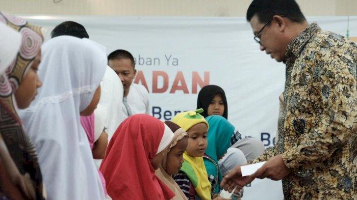 Kegiatan Sosial Ramadan Kanwil DJP Jawa Barat I, ''Jangan Berbangga Dulu Mendapatkan Gaji Besar''