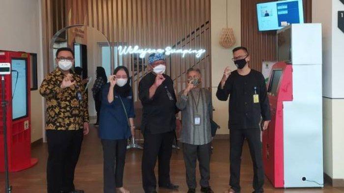 Kunjungi GPP Summarecon, Ombudsman RI Perwakilan Jabar dan Kemen PANRB Apresiasi Pemkot Bandung