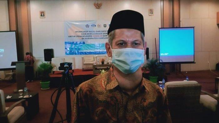 BPKP Jawa Barat: Penyaluran Anggaran Covid-19 di Pangandaran Lambat, Tertahan di Tahap Dua