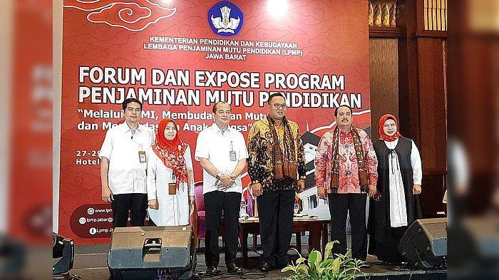 LPMP Gelar Forum dan Ekspos Program Penjaminan Mutu Pendidikan Jawa Barat 2019
