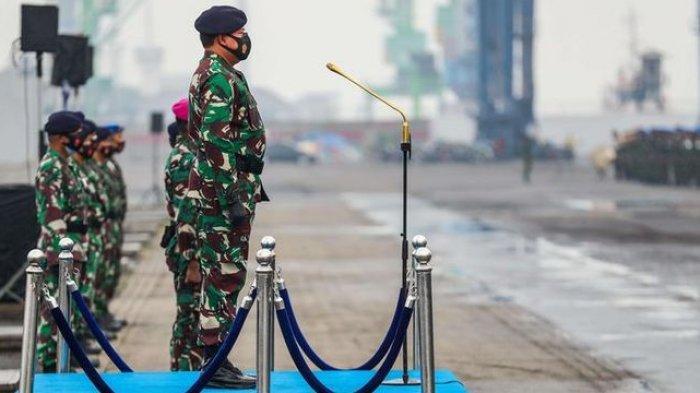 Prajurit TNI AL Akan Dipecat Kalau Terbukti LGBT, Ini Alasan KSAL Laksamana TNI Yudo Margono