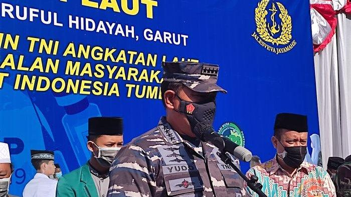 TNI AL Kerahkan Kapal Perang ke Papua untuk Serbuan, Sorong Sasaran Pertama, Ini Target Operasinya!