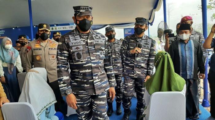TNI Angkatan Laut Menyerbu Dua Pesantren Kabupaten Cirebon, Malah Disambut Gembira, Lho Ada Apa?