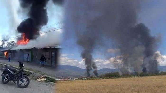 26 Orang Tewas dalam Kerusuhan di Wamena, Ada yang Dibacok & Dipanah, Mayoritas Pendatang