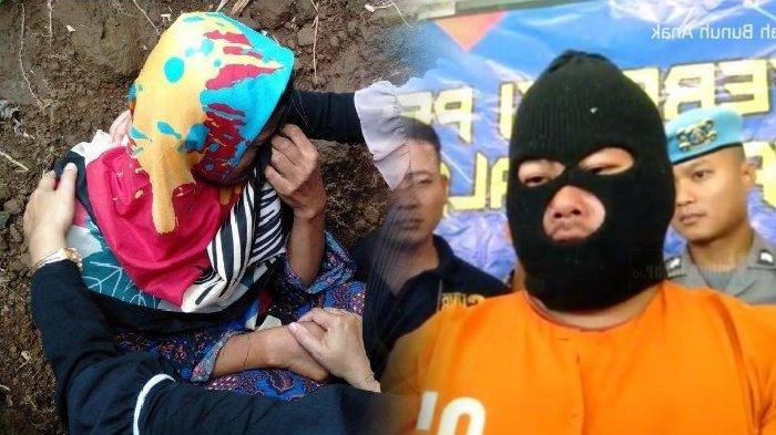 Ungkapan Perasaan Wati yang Seorang Ibu, Tahu Delis Anaknya Dibunuh Mantan Suami, Masih Tak Percaya