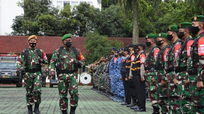 6.000 Personel TNI Diturunkan untuk Percepat Vaksinasi dan Tracing Covid-19 di Jabar