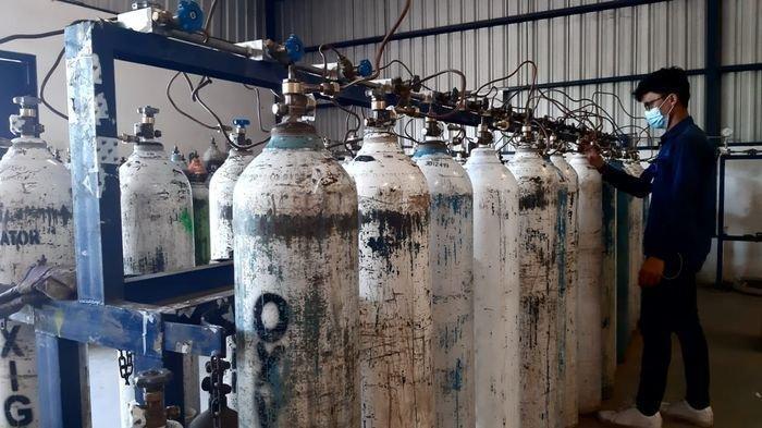 Khawatir Ada Kelangkaan, Pemkot Sukabumi Terus Pantau Ketersediaan Oksigen