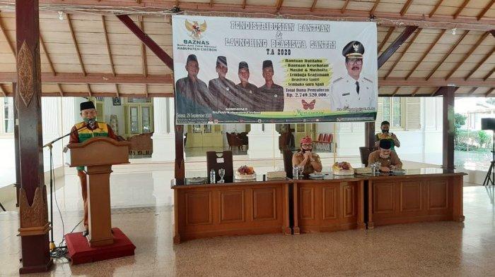 Baznas Sebut Realisasi Zakat Profesi ASN Pemkab Cirebon Baru 85 Persen