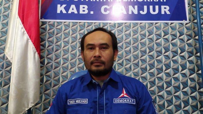 Ketua Demokrat Cianjur: Ajakannya Cukup Menggiurkan, Tapi Saya Kutuk Siapa Pun yang Hadir di KLB