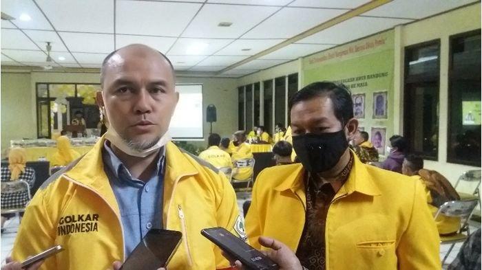 Partai Golkar Komitmen Terus Mendukung dan Mengawal Program Pembangunan Kota Bandung