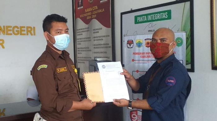 Yayasan Lembaga Perlindungan Konsumen Nusantara Laporkan Adanya Uang Gesek di Cianjur Selatan
