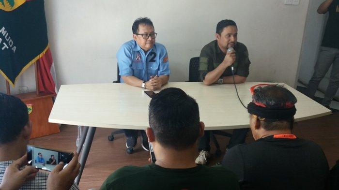 GM Kosgoro Kota Bandung Mantap Dukung Yossi-Aries Menangkan Pilwakot Bandung 2018