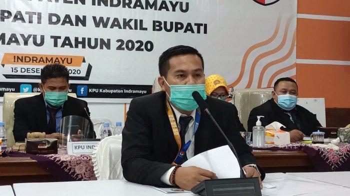 Pandemi Covid-19, Tingkat Partisipasi Pemilih dalam Pilkada Indramayu 2020 hanya 66,19 Persen