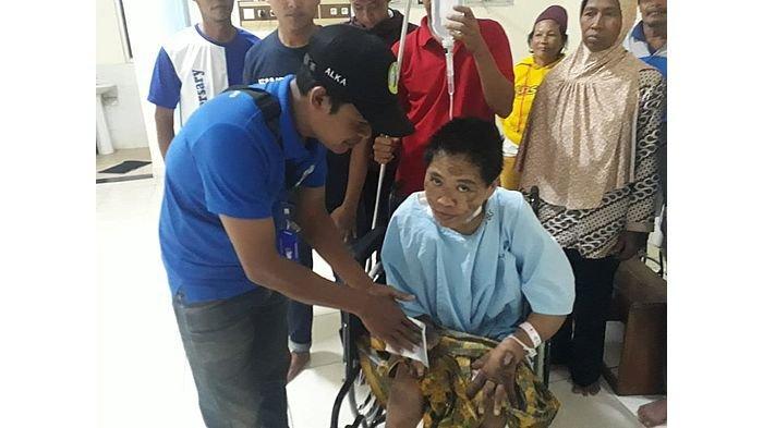 Komunitas BUM Galang Dana Untuk Tasini, TKW Asal Majalengka yang Pulang dalam Kondisi Terluka