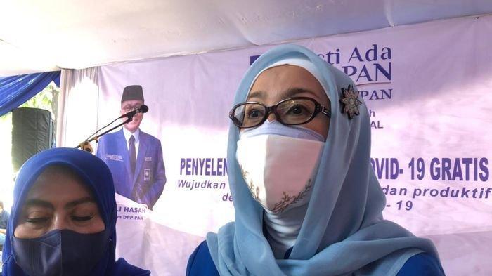 PPKM Darurat Diperpanjang atau Tidak, Desy Ratnasari: Harus Disiplin Biar Gak Riweuh Saat Penerapan