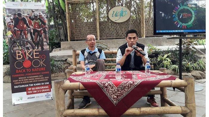 Rotary Club Akan Bangun Taman Baca di Kampung Cijaringao