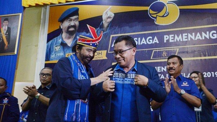 Surya Paloh Sebut Indonesia Hari Ini adalah Negara Kapitalis yang Liberal, Singgung Proses Pemilu