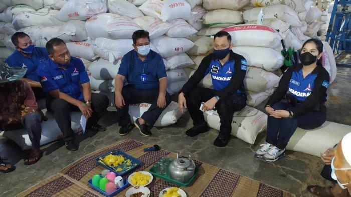 AHY Terima Tiga Keluhan dari Petani Cianjur, Disinggung Nyapres, Sebut Fokus Dulu Berkiprah