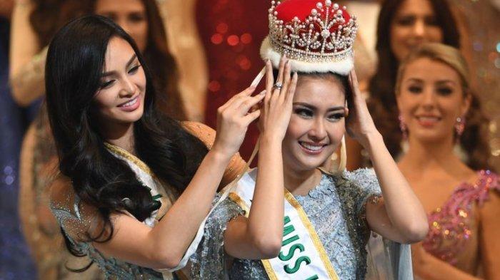 Terbukti Perempuan Priangan Cantik-cantik, Mojang Kota Bandung Ini Jadi Miss International 2017