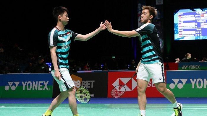 Pasangan Jepang atau Korea? Marcus Gideon Tak Peduli, The Minions Siap Berlaga di Final Besok