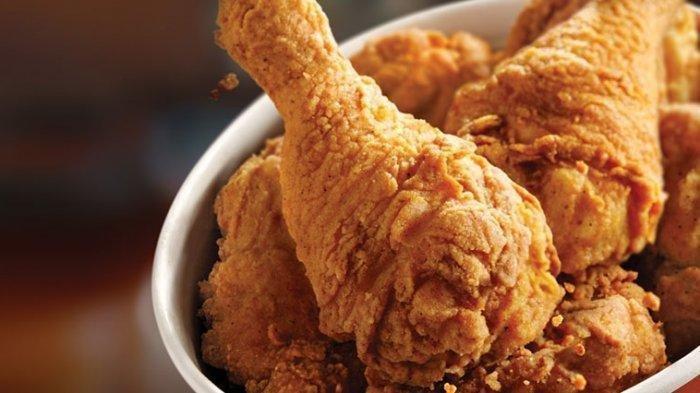 Resep Dan Cara Membuat Ayam Goreng Fried Chicken Yang Krispi Renyah Ala Amerika Tribun Jabar