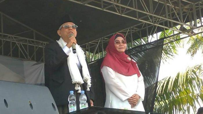 KH Ma'ruf Amin Setuju Rekomendasi NU untuk Tak Gunakan Kata Kafir untuk Non-Muslim