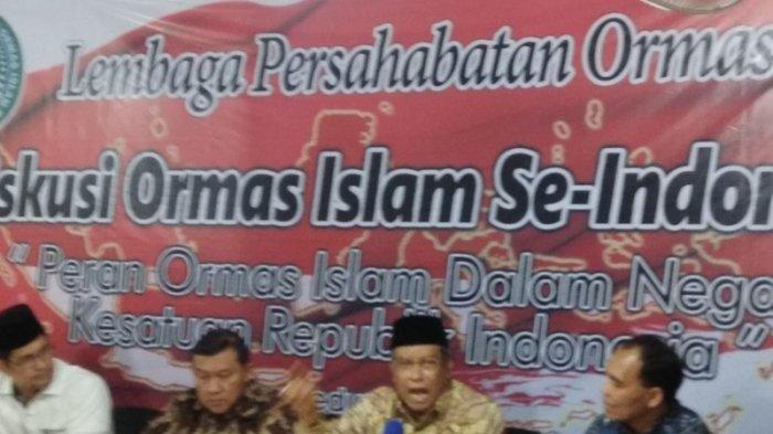 Said Aqil Siroj Singgung Maraknya Bendera Ganti Presiden dan Ganti Sistem Khilafah