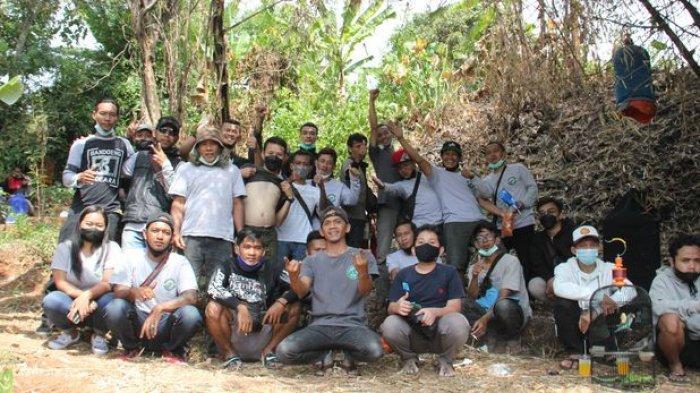 Kicau Mania Cucak Ijo,  Bandung Ngentrok,  Komunitas yang Sudah Berbadan Hukum