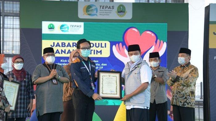 Pemda Provinsi Jawa Barat Luncurkan Program Perlindungan Anak Yatim Piatu Korban Covid-19
