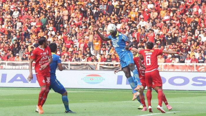 Terbaru Klasemen Liga 1 2019, Persija Jakarta Rawan Degradasi, Kalteng Putra Kembali ke Liga 2