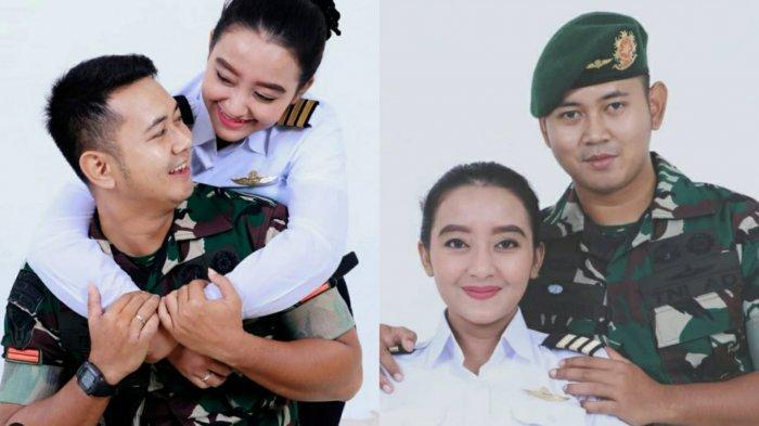 Kisah Pilot Cantik Diperistri Sang Pratu TNI, Tak Tertarik Disodori Gaji Tapi Lihat Modal Keyakinan