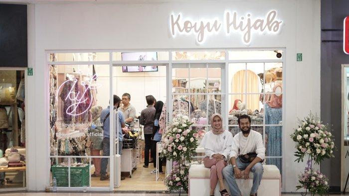 Kisah Sukses Pemilik Koyu Hijab, Bermula dari Ruangan 3x3 Meter, Kini Punya Pabrik Sendiri
