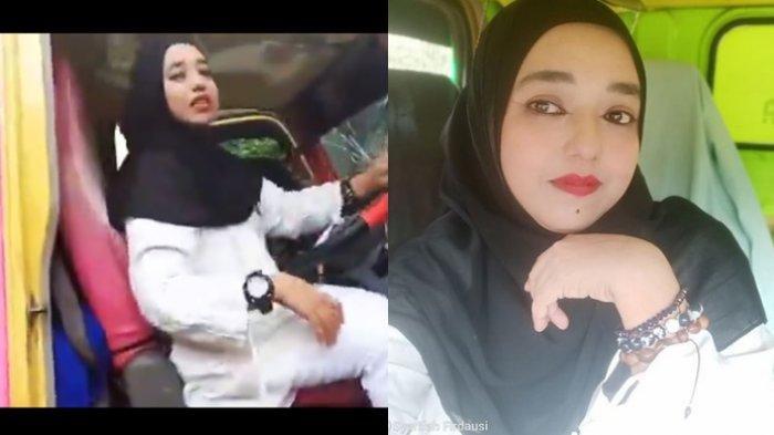 Kisah Syarifah Firdausi Wanita Sopir Truk, Hidupi 8 Anak, Ditinggal Suami, Kini Terkenal di Youtube
