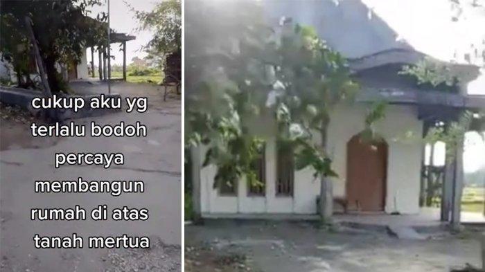 Kisah Pahit TKW Susah Payah Bangun Rumah di Tanah Mertua Setelah Jadi Malah Angkat Kaki Bersama Anak