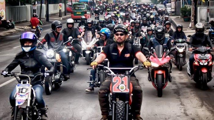 Bikers Bandung Geregetan, Ingin Tren Otomotif Kembali ke Bandung
