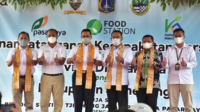 Jakarta dan Sumedang Kolaborasi Untuk Pengamanan Pangan Ibukota