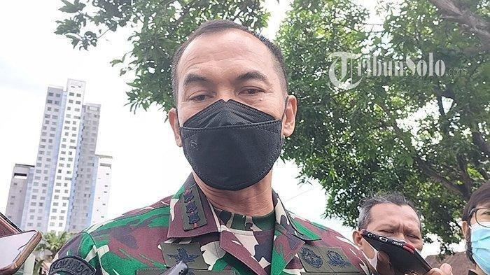 Profil Singkat Kolonel Inf Deddy Suryadi Mantan Ajudan Presiden Jokowi yang Jadi Wadanjen Kopassus