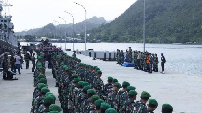 Update Kapal China Arogan Ingin Kuasai Perairan Natuna, Menteri Jokowi Panggil Wakil Dubes Tiongkok