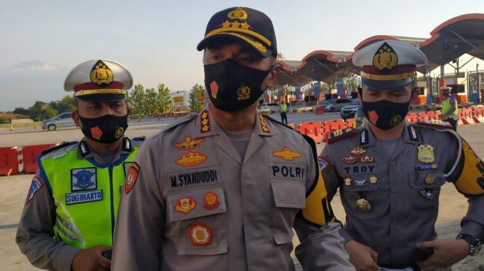 Libur Panjang di Masa Pandemi, Kapolresta Cirebon Imbau Warga di Rumah Saja Kumpul Keluarga