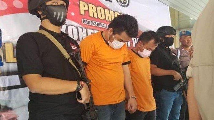 Susul Jefri Nichol dan Nunung, Dua Stand Up Comedian Ini Ditangkap Polisi Terkait Kasus Narkoba