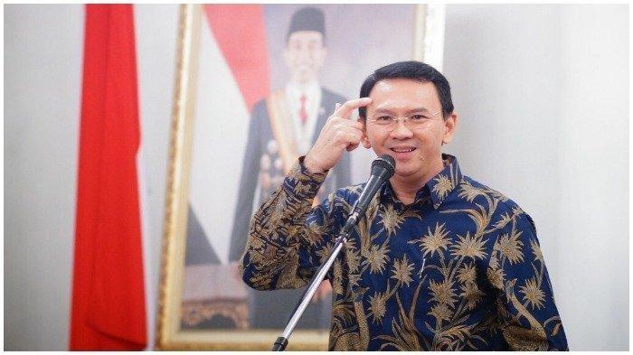 Ahok Ketemu Erick Thohir usai Kritik Agar Kementerian BUMN Dibubarkan Saja