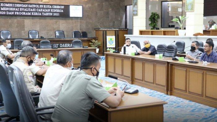 Tahun Depan, Satpol PP Kota Cirebon Masih Difokuskan Lakukan Pencegahan Penyebaran Covid-19