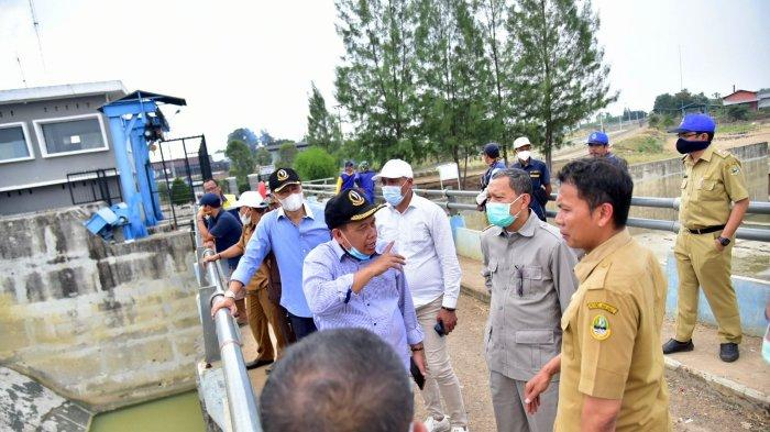 DPRD Jabar: Permasalahan Irigasi Cipanas Indramayu Perlu Koordinasi Banyak Pihak