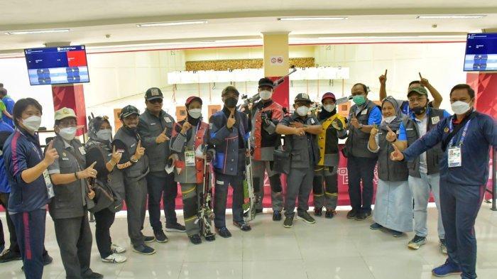 Komisi V DPRD Jabar Menyemangati Atlet Jabar di Papua