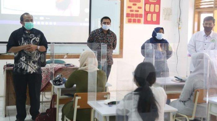 DPRD Jabar Awasi Pembelajaran Tatap Muka Terbatas,Mengantisipasi Penularan Covid-19