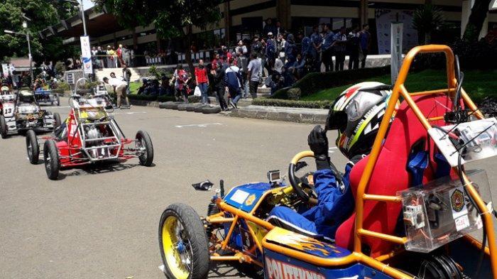 Kompetisi Mobil Listrik Indonesia: Siapkan SDM Jajaki Revolusi Industri 4.0