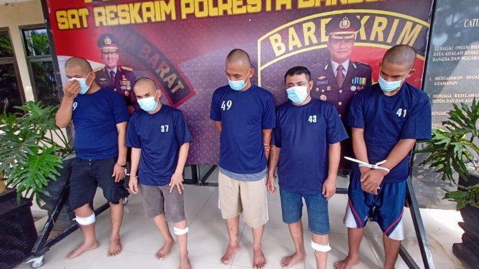 Komplotan Pencuri Spesialis Minimarket Lintas Kota Diringkus Polres Bandung, Ada yang Residivis
