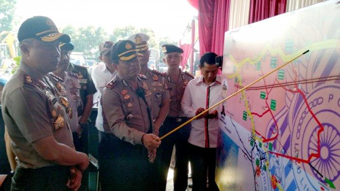 Polda Jabar Siapkan Alat Berat untuk Antisipasi Bencana Alam di Jalur Selatan Jawa Barat